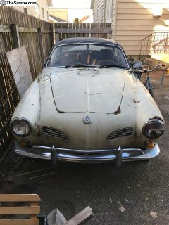 1968 Ghia for project or parts