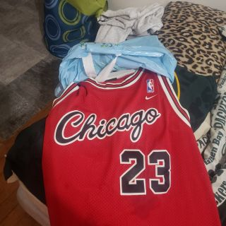 1984 Bulls Authentic Michael Jordan Jersey