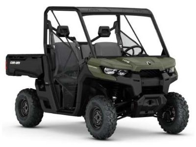 2017 Can-Am Defender HD5 Side x Side Utility Vehicles Tyler, TX
