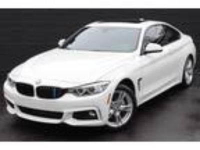 $33995.00 2016 BMW 435i with 48268 miles!