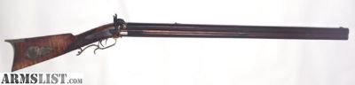 For Sale: 1800s Over under kentucky rifle