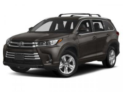 2019 Toyota Highlander Limited (CELESTIAL SILVER METALLIC)