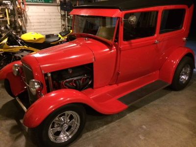 29 ford model A