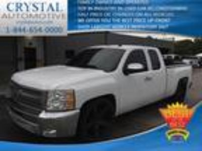 Used 2013 Chevrolet Silverado 1500 Summit White, 105K miles
