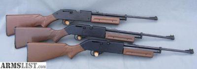 For Sale: 3 each Crosman 760 Pumpmasters .177 pellet or BB