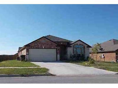 3 Bed 2 Bath Foreclosure Property in Killeen, TX 76542 - Deborah Kay Dr