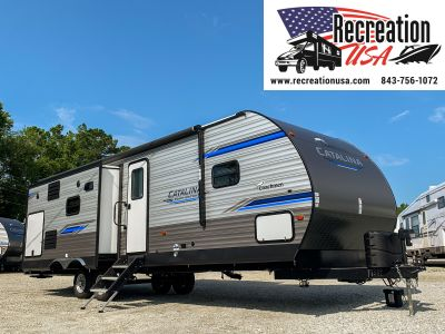 2020 Coachmen Catalina Legacy Edition 293RLS