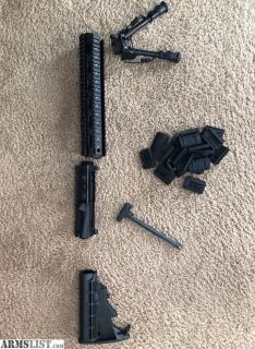 For Sale: AR parts, never installed