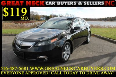 2012 Acura TL w/ Technology Package (Black)