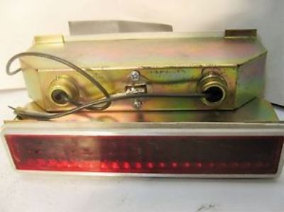 Sell JULIANOS HOT ROD RAT ROD RECESSED TAIL LIGHTS NEW IN BOX motorcycle in Wyoming, Minnesota, United States