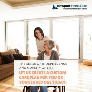 NEWPORT HOME CARE - 24 Hour In-Home Senior Care Service