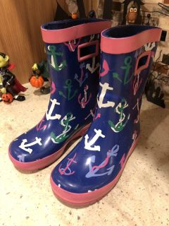 Size 10 rubber boot