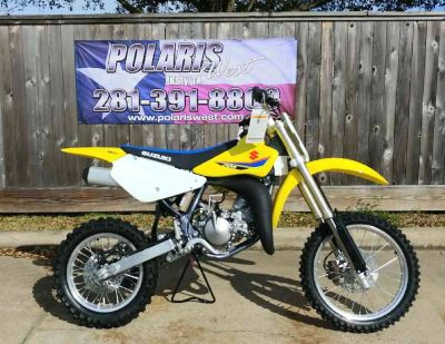2019 Suzuki RM85 Motocross Off Road Katy, TX