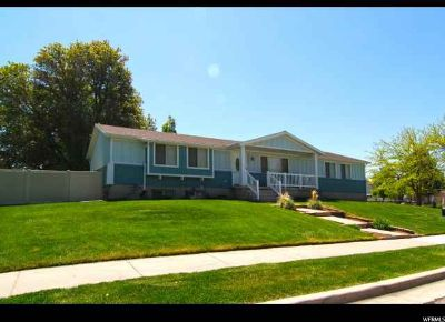 3139 W 1050 N West Point Five BR, beautiful rambler with open