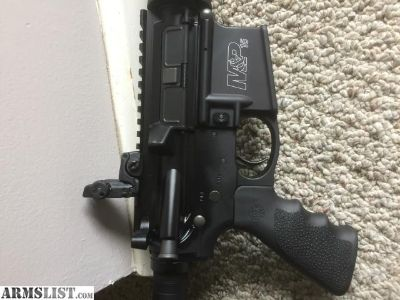 For Sale: Smith &wesson AR15