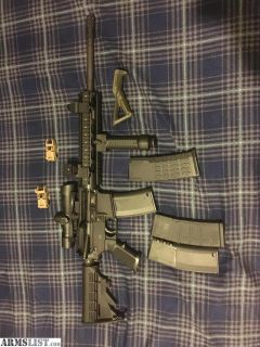 For Sale/Trade: Spikes Tactical Ar15 SBR