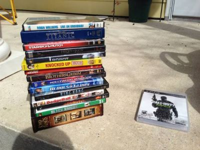 DVDs (Belle Chasse)