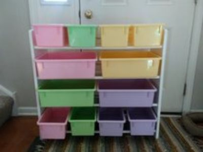 child toy organizer