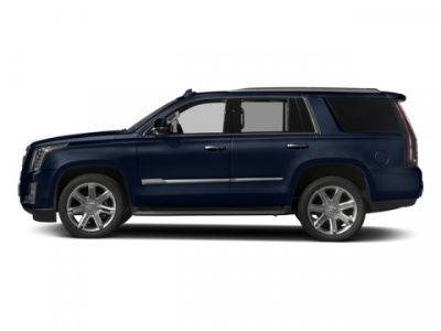 2018 Cadillac Escalade Luxury (Dark Adriatic Blue Metallic)
