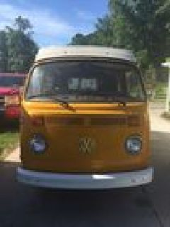 1976 VW Westfaia camper van up for auction this Sat Oct 21 Warsaw In