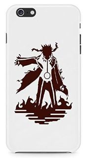 Naruto Fox Chakra Hard Plastic Snap-On Case for iPhone 6 / 6s (NOT FOR PLUS)