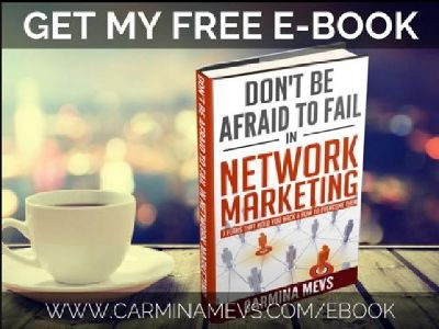 Are you Afraid to Fail in MLM