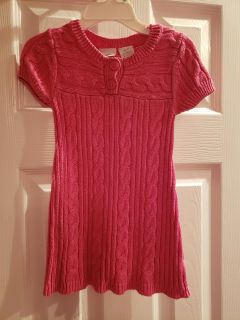 Cute size 12 month sweater dress