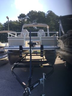 2018 Lowe 2018 UF202 ULTRA VALUE 202 FISH Pontoons Boats Lagrange, GA