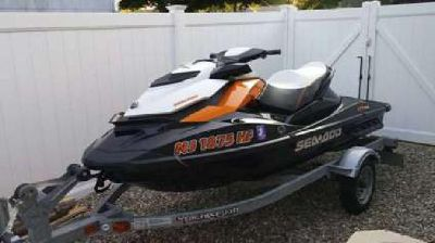 2013 Seadoo GTR 215 With Trailer & Extras (39 HRS)