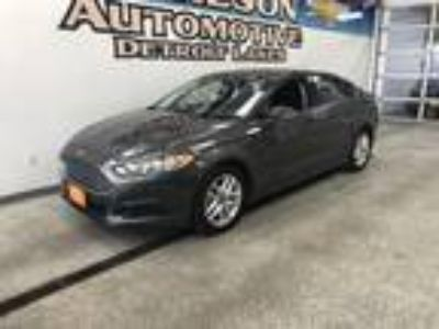 used 2016 Ford Fusion for sale.