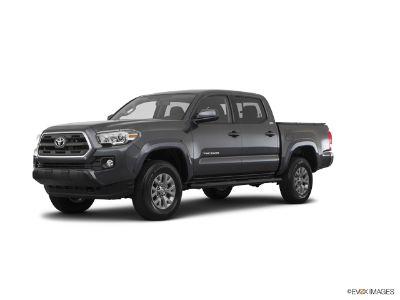 2018 Toyota Tacoma SR DOUBLE CAB (Magnetic Gray Metallic)