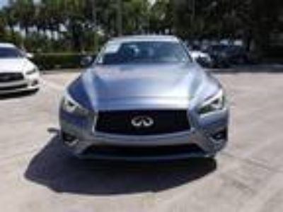 used 2019 Infiniti Q50 for sale.