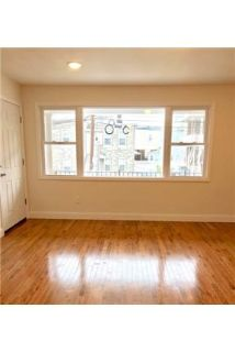 All new renovated duplex apartment with 3 bedrooms, 2 1/2 baths.