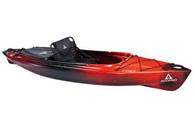 2017 Ascend D10 Sit-In (Red/Black) Kayaks Gaylord, MI