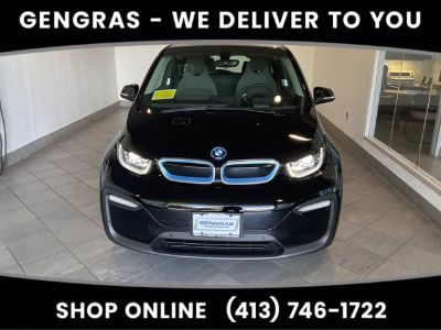 2019 BMW i3 (black)
