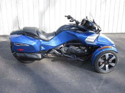 2018 Can-Am Spyder F3-T 3 Wheel Motorcycle Guilderland, NY