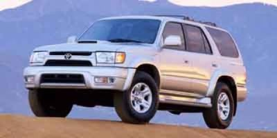 2001 Toyota 4Runner Limited (Gray)