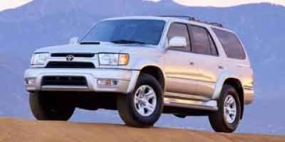2001 Toyota 4Runner SR5 (BLACK)