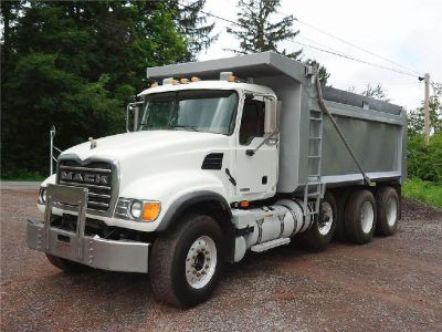 Dump truck funding - No financials required