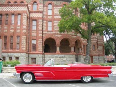 1960 Lincoln Continental