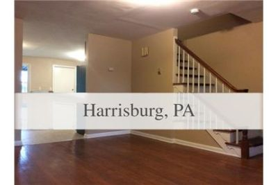 House for rent in Harrisburg.