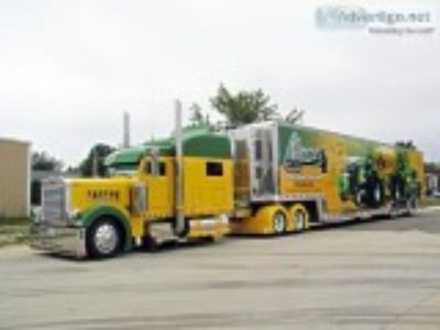 Solo Dedicated Route Class A CDL