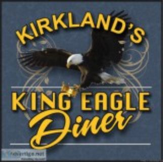Kirkland s King Eagle Diner is now Hiring Kitchen Staff and Wait