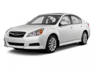 2012 Subaru Legacy 2.5i Premium (Sky Blue Metallic)