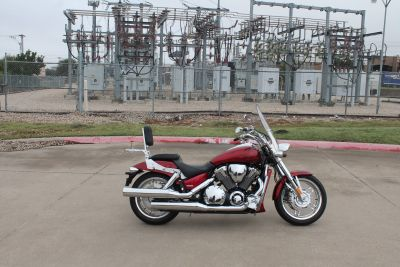 2008 Yamaha VTX1800 Cruiser Motorcycles Allen, TX