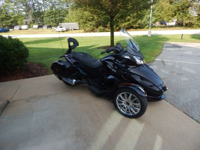 2014 Can-Am Spyder ST Limited Trikes Motorcycles Concord, NH