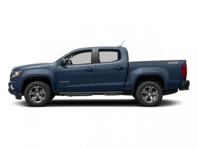 2018 Chevrolet Colorado 4WD Z71 (Centennial Blue Metallic)