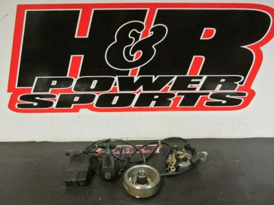 Purchase 2004 Honda CR85 Ignition, CDI, Stator, Flywheel, Coil, Wires, 04 CR 85 B2918 motorcycle in Clearwater, Florida, US, for US $140.00