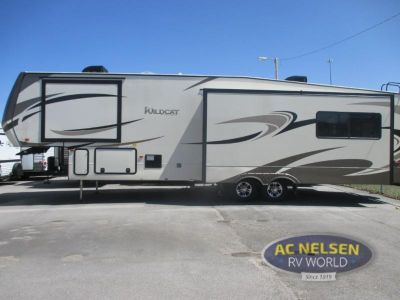 2019 Forest River Rv Wildcat 34WB