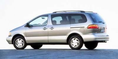 1999 Toyota Sienna LE (Brown)